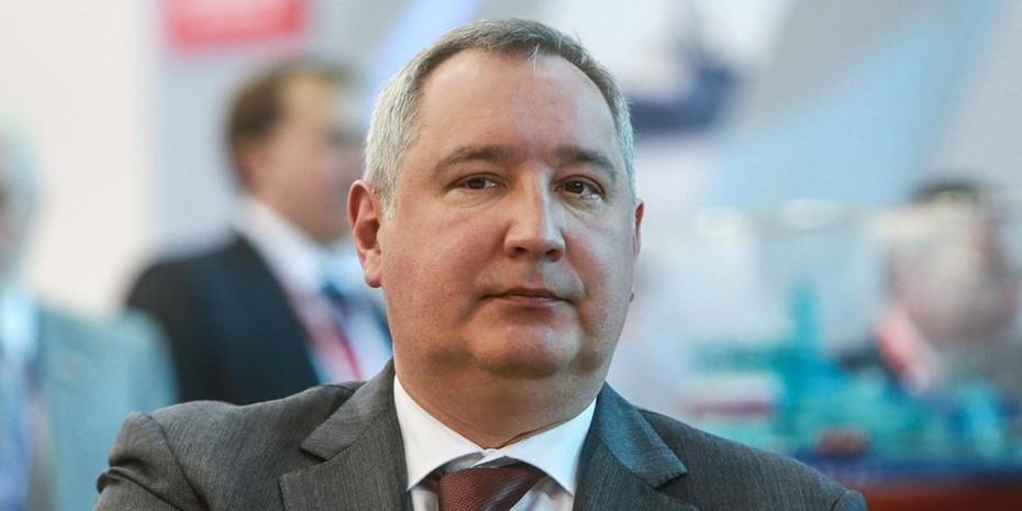 """Рогозин поблагодарил США за """"пинок"""""""