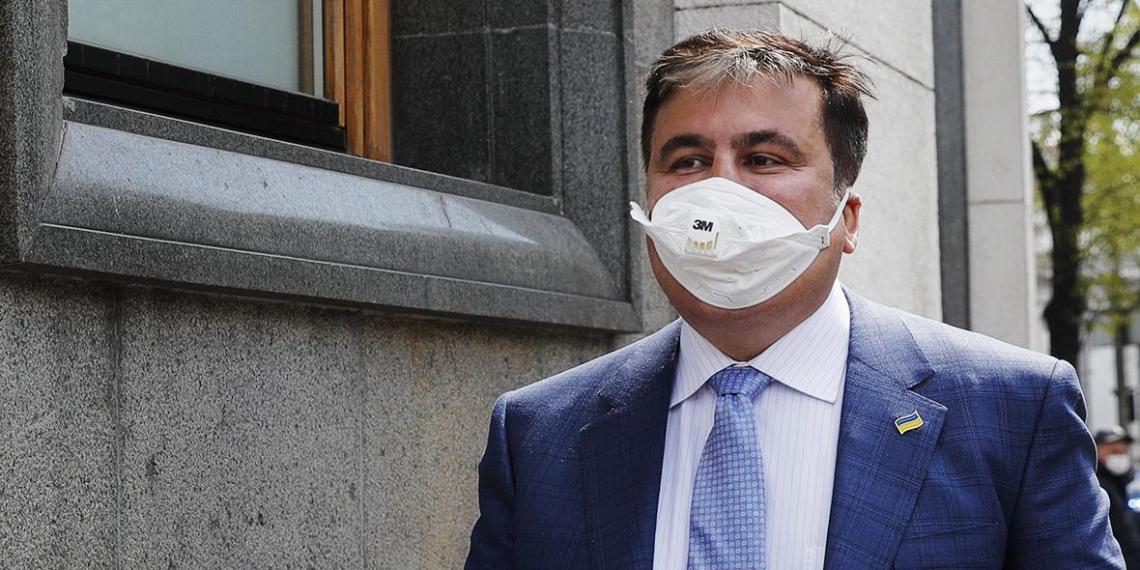 Саакашвили призвал США помочь реформировать Украину