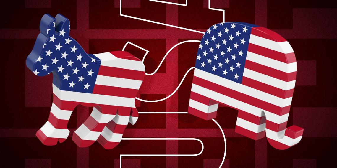 Демократ или республиканец? Какая партия выгоднее России