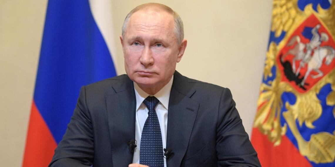Владимир Путин: главный приоритет — жизнь и здоровье всех граждан страны