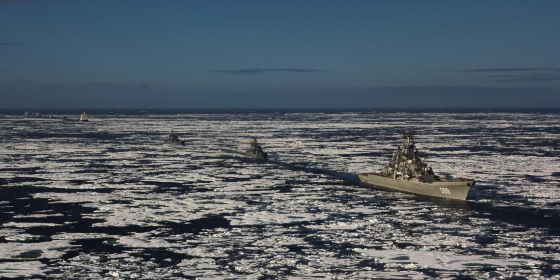 В России создадут специальное судно для работы в Арктике