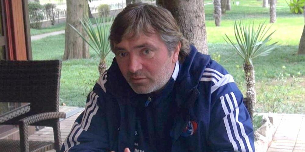 Игорь Добровольский стал подозреваемым по делу о договорняках