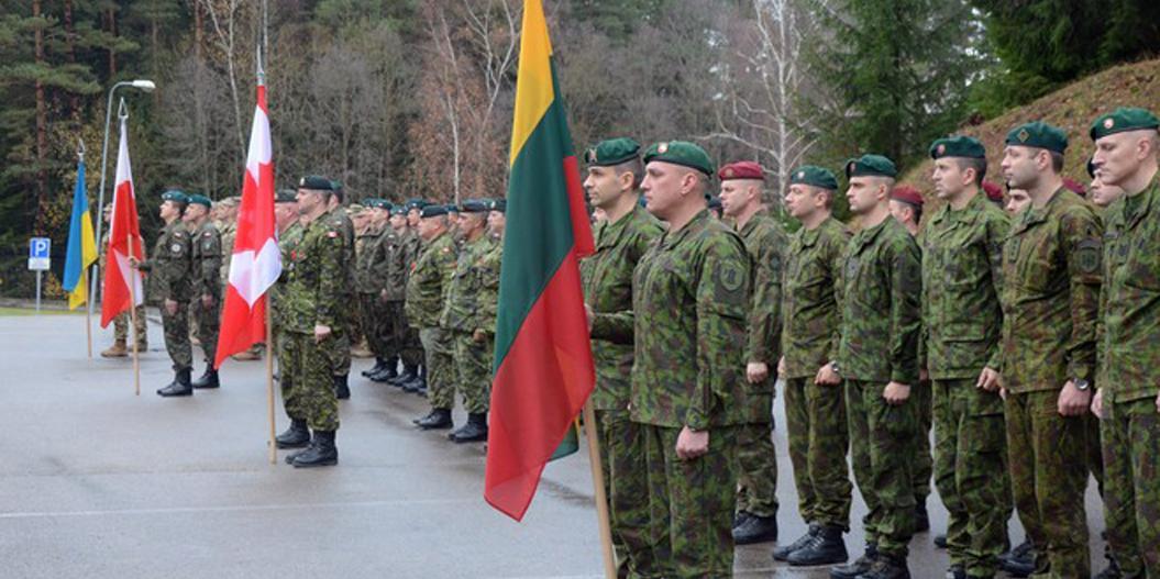 """Литва предложила создать """"военный Шенген"""""""