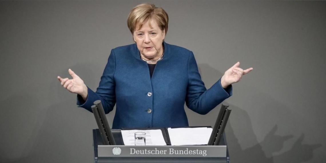Меркель в прощальном выступлении в бундестаге дала ЕС наставления по поводу России