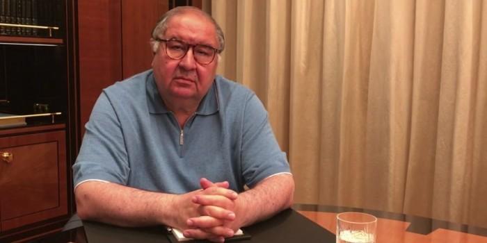 Захарова прокомментировала видеообращение Усманова к Навальному