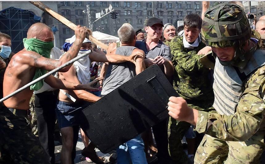 260-ый день Майдана