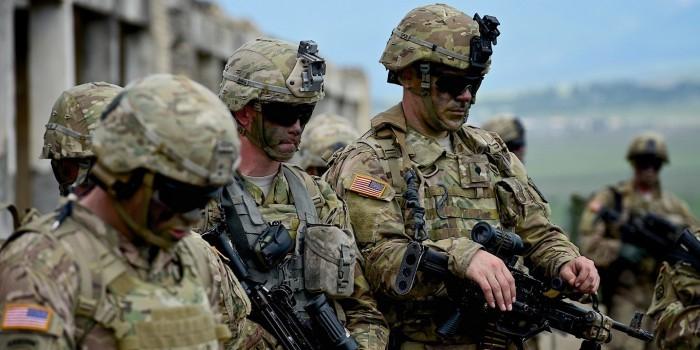 Военные расходы в мире за год выросли до $1,68 трлн