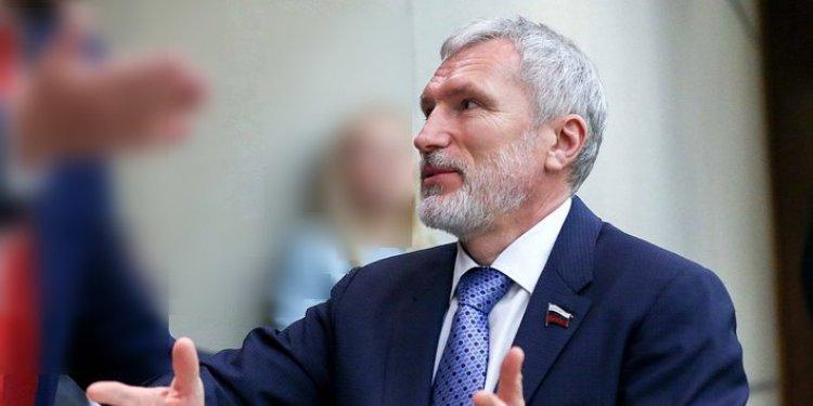 Лидер Родины призвал законодательно закрепить зону внешнеполитических интересов России