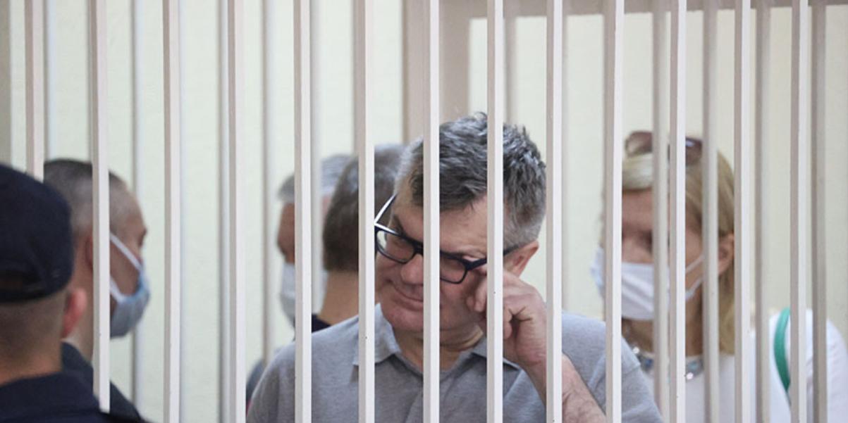 Экс-кандидат в президенты Белоруссии Бабарико получил 14 лет лишения свободы