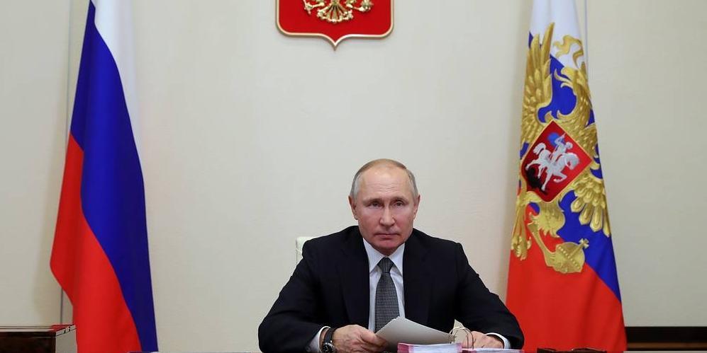 Кремль опубликовал статью Путина к 80-летию начала войны