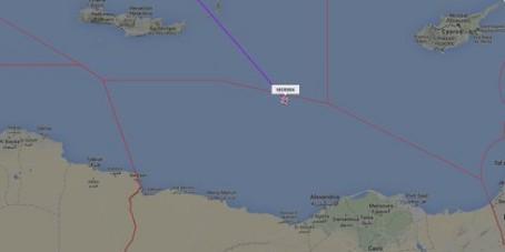СМИ сообщили о падении в море пропавшего египетского самолета