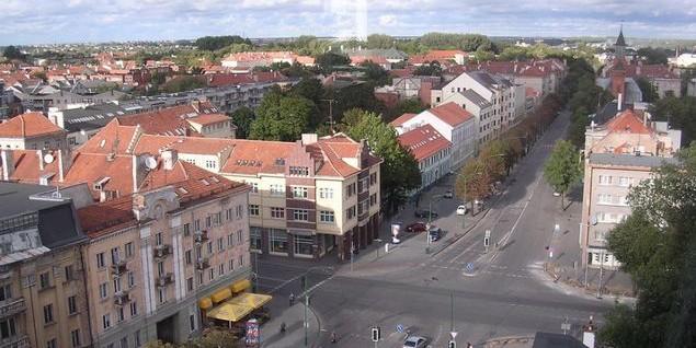 В Литве атташе российского генконсульства попал в ДТП