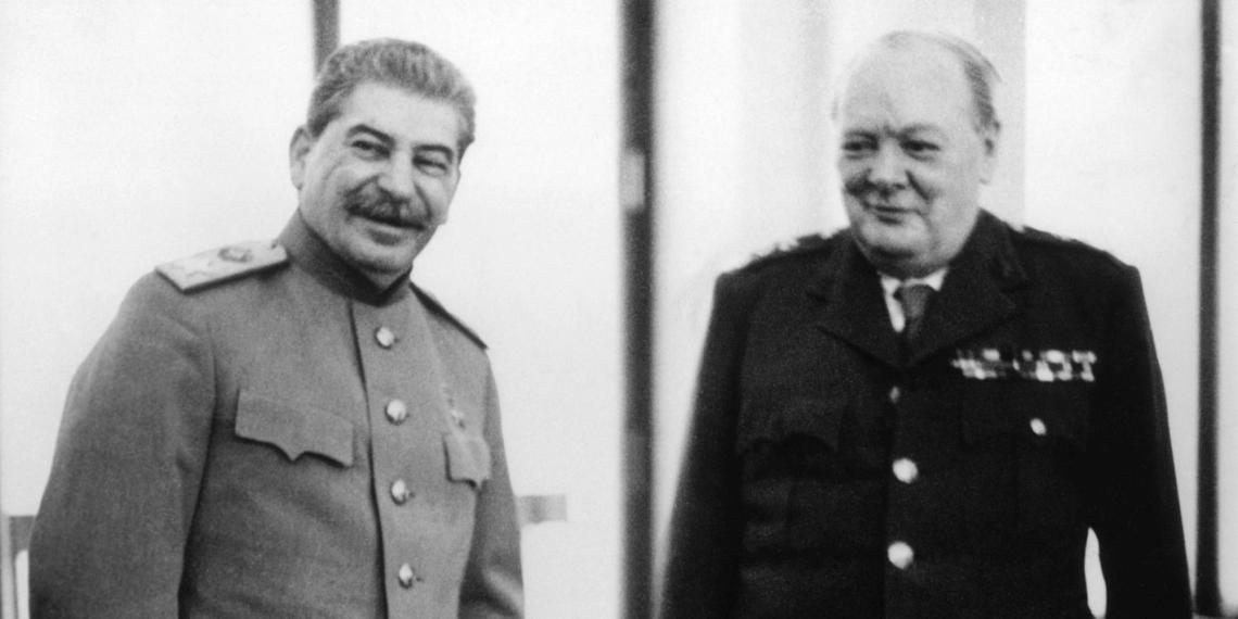 В Британии рассекретили план Черчилля о войне против СССР с помощью немцев