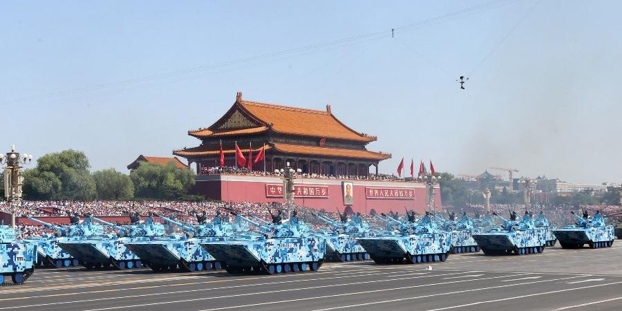 Китай потеснил Россию в рейтинге производителей и экспортеров вооружений