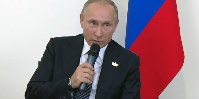 """""""Фиг им"""": Путин прокомментировал возможность отмены контрсанкций"""