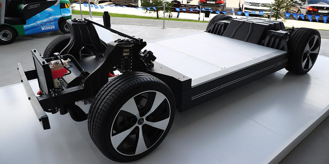 Производитель С-400 создает гражданский электромобиль на водороде