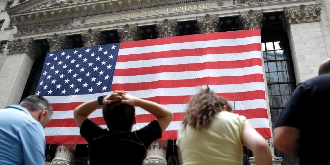 Падение розничных продаж в США побило все исторические рекорды