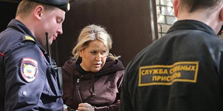 Васильева рассказала правозащитникам о первых днях в СИЗО