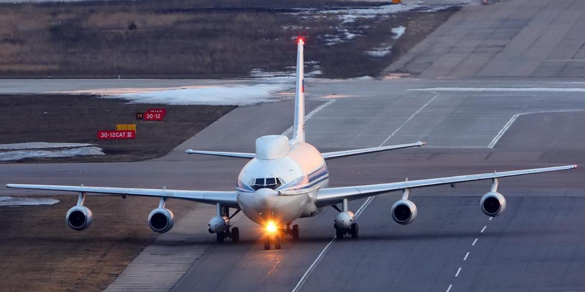 Таганрогские воры обокрали самолет Судного дня