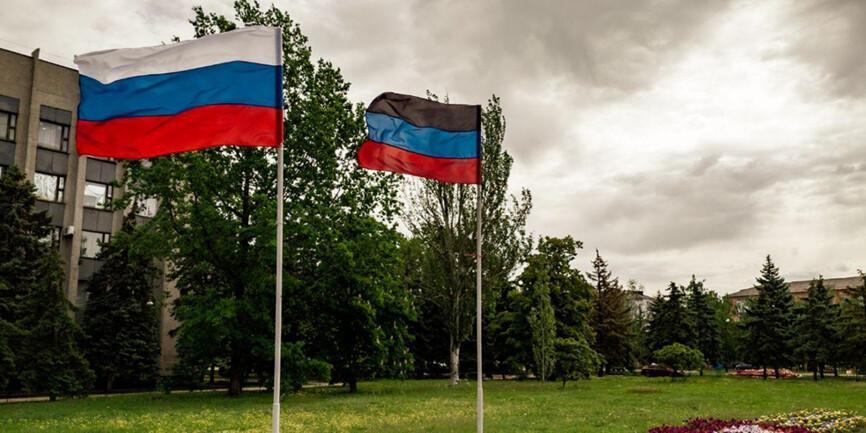В Кремле ответили на вопрос о возможности присоединения Донбасса к России