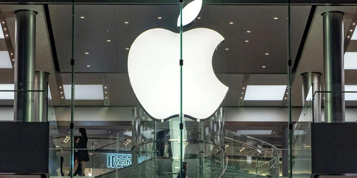 ФАС оштрафовала Apple на 12 миллионов долларов
