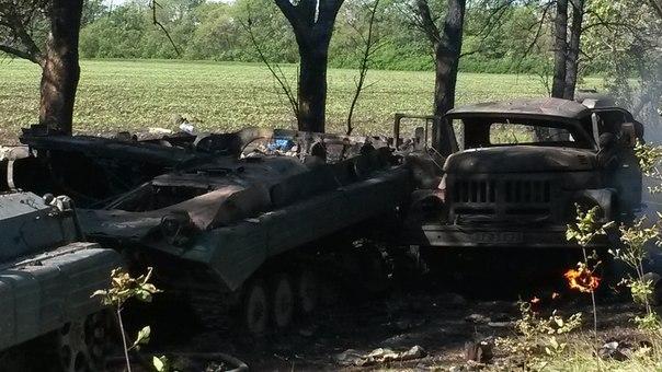 """Украинские военные """"наказаны"""" за отказ стрелять в мирных жителей"""