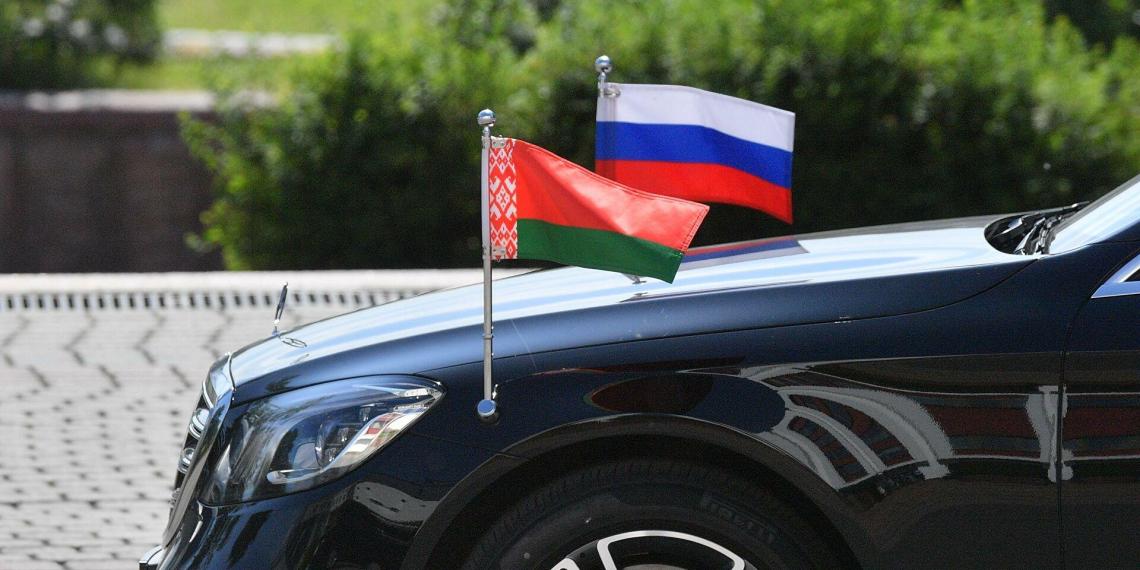 Россия выплатила Белоруссии $0,5 млрд