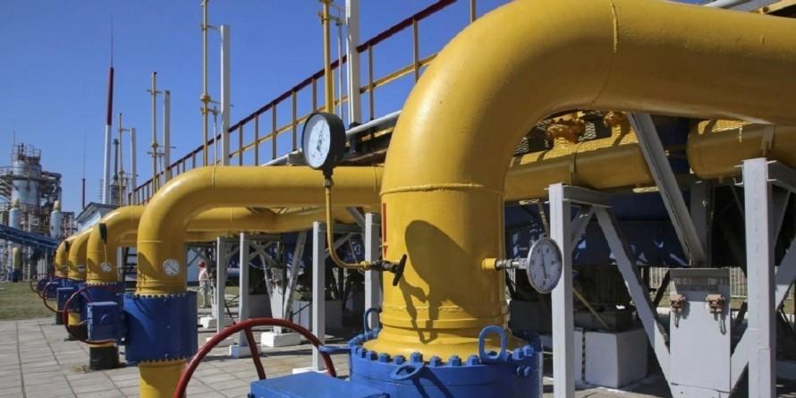Газпром не стал бронировать на октябрь дополнительные мощности транзита через Украину