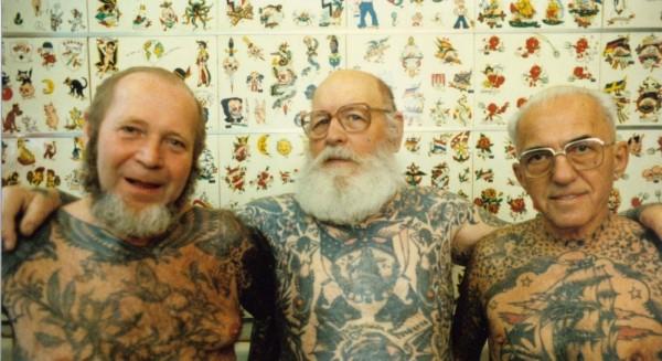 Как выглядят люди с татуировками в старости (ФОТО)