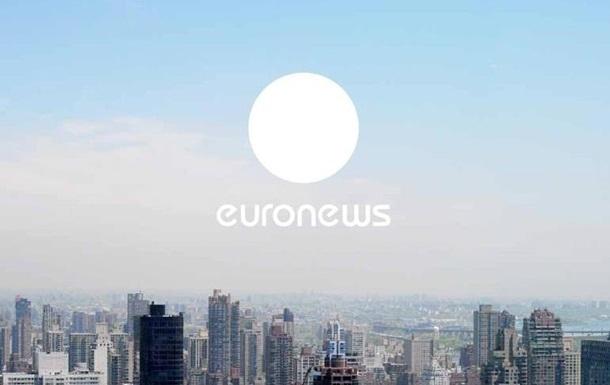 У Euronews отобрали вещательную лицензию на Украине