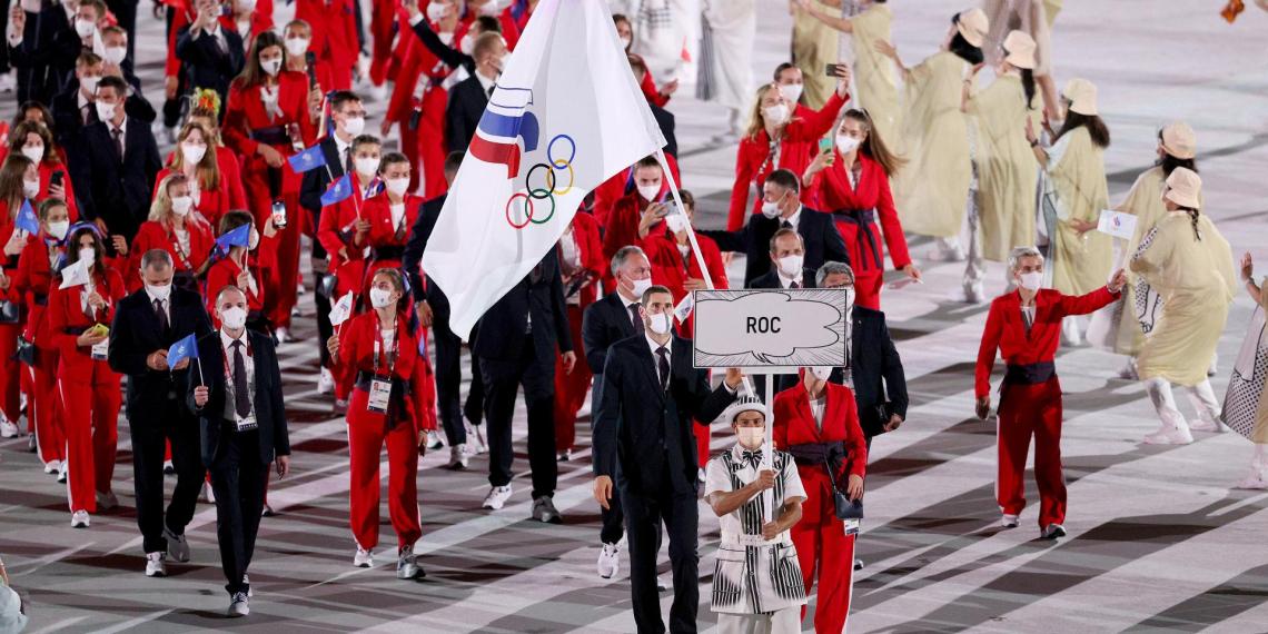 В парламенте Великобритании потребовали выгнать российских атлетов с Олимпиады