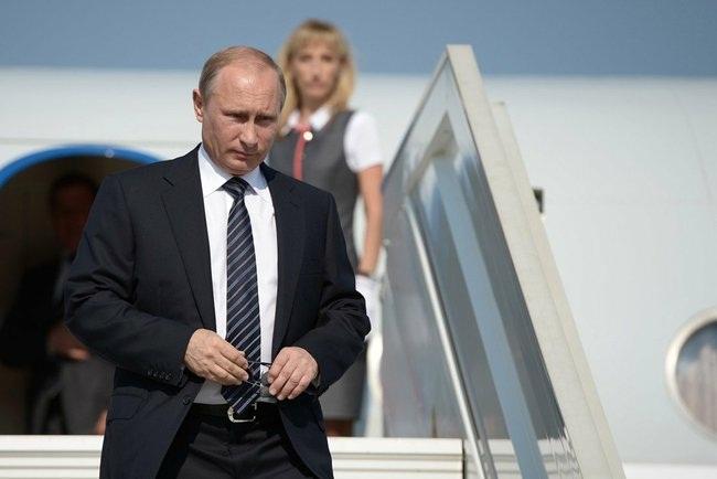 Владимир Путин возглавил рейтинг самых влиятельных людей мира по версии Forbes