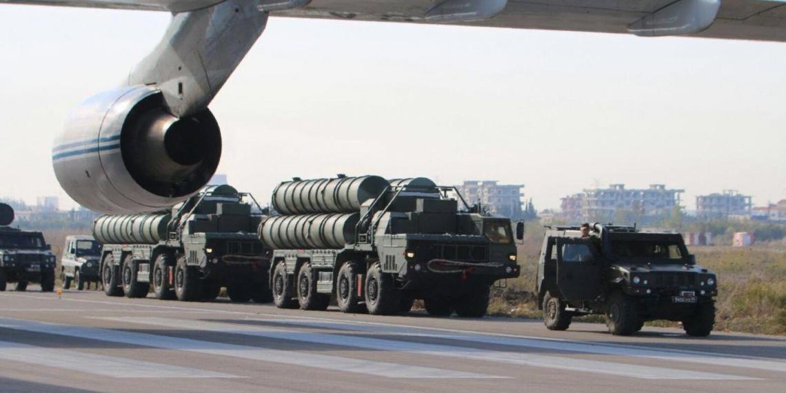 Турция продолжает испытывать С-400 против американских истребителей