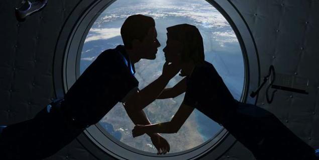 Астрофизик рассказал о возможности секса в космосе