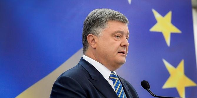 Порошенко объявил себя президентом мира