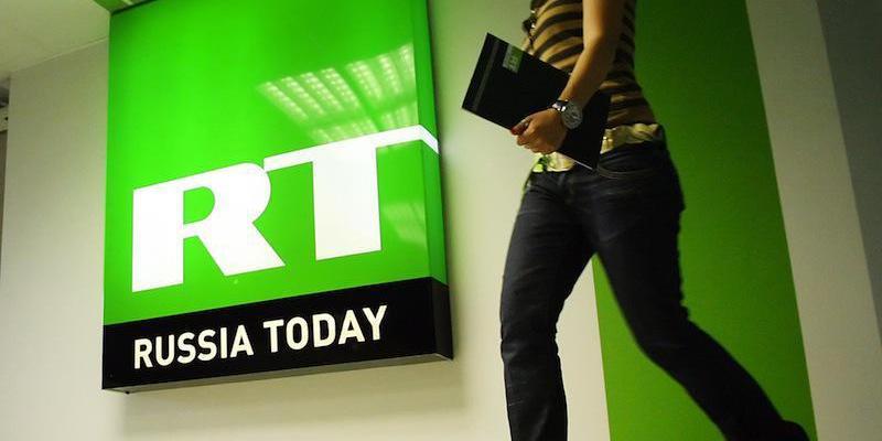 """RT анонсировало большое расследование о финансировании издания """"Проект"""""""