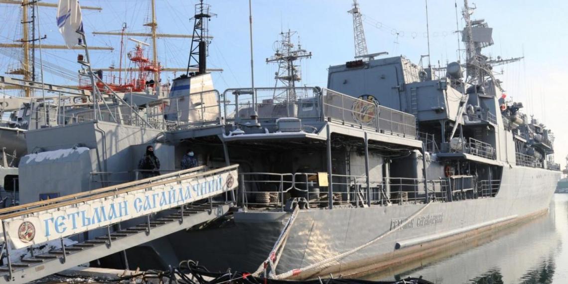 Украина захотела за счет Британии развивать свои военно-морские базы на Азовском и Черном морях