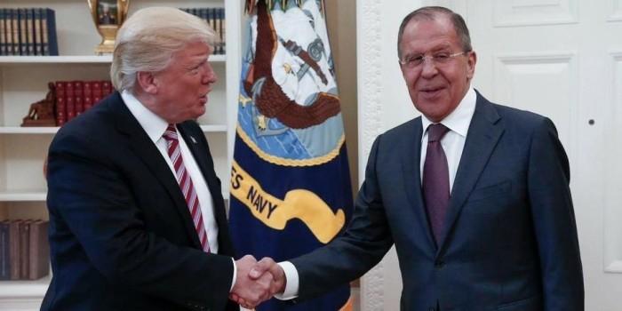 Лавров рассказал об итогах встречи с Трампом