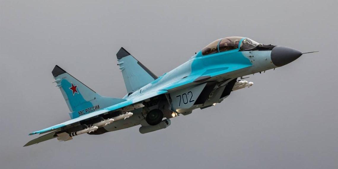 МиГ-29М и МиГ-35 сделают более безопасными для пилотирования