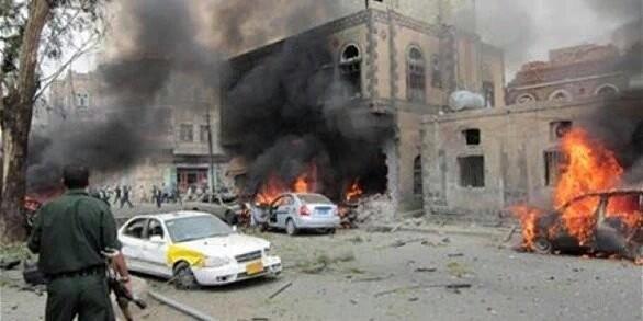 Саудовская Аравия нанесла удар по посольству Ирана в Йемене