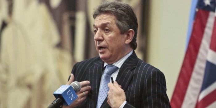 """Представитель Украины в ООН призвал найти """"женщину по имени Россия"""" после терактов в Париже"""