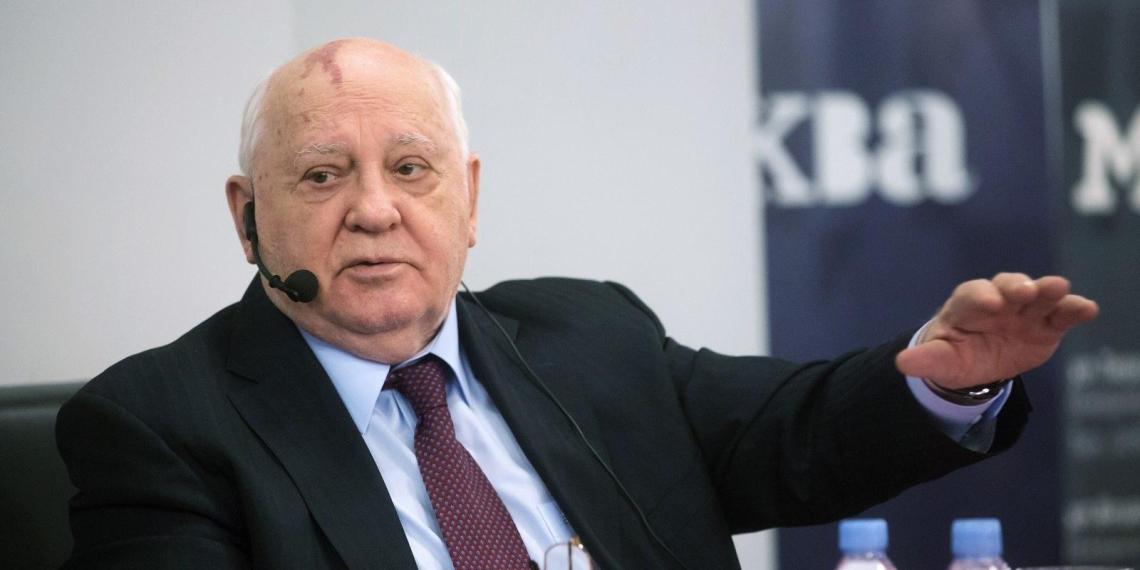 Россиянин подал заявление в СК на Горбачева из-за развала СССР