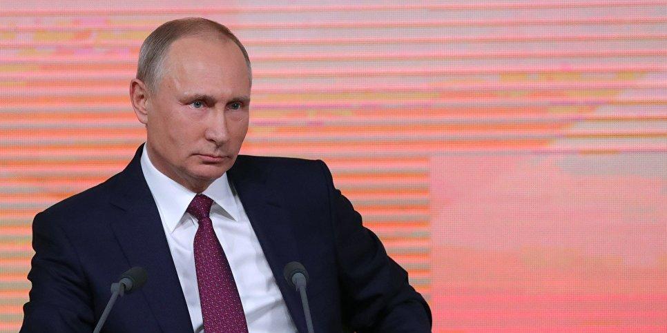 Путин назвал инфляцию в 2,5% рекордно низкой в новейшей истории России
