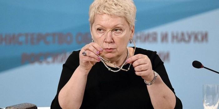 Министр образования назвала Сталина тираном
