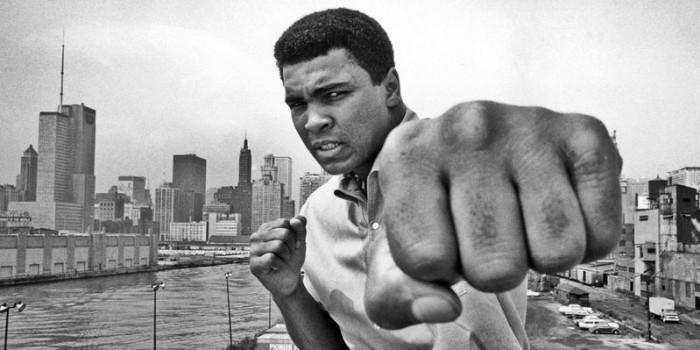 В США умер легендарный боксер Мохаммед Али