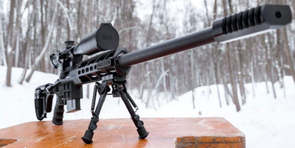 Российские оружейники разрабатывают винтовку с дальностью 7 км