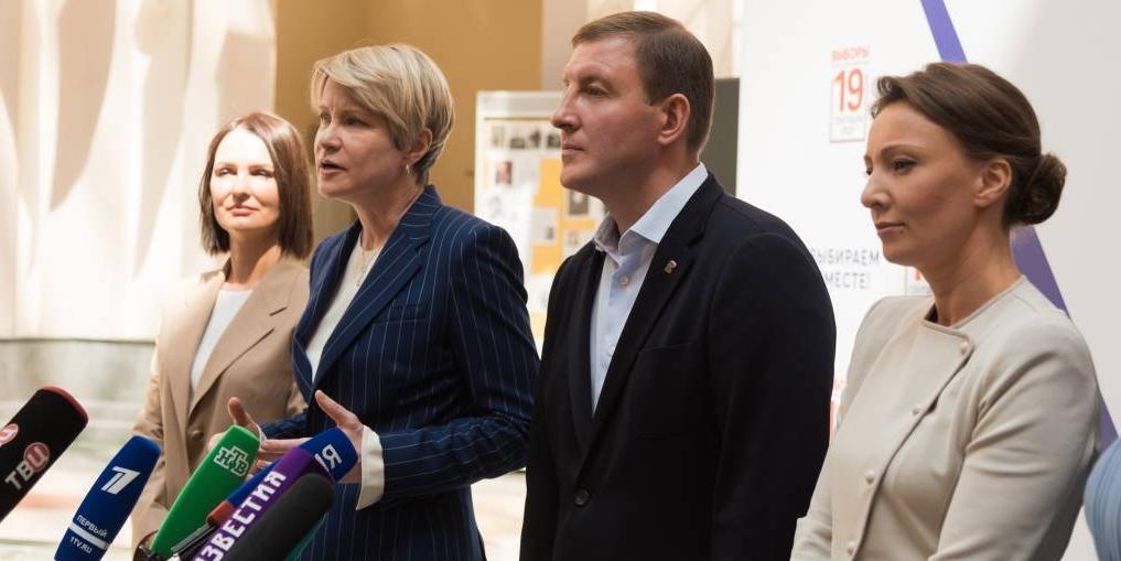 Елена Шмелева: ОНФ и Единая Россия по многим вопросам находят конструктивные решения