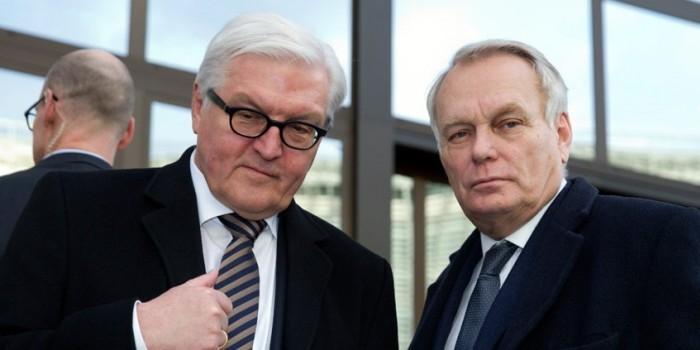 """СМИ сообщили о создании Францией и ФРГ проекта """"европейского супергосударства"""""""
