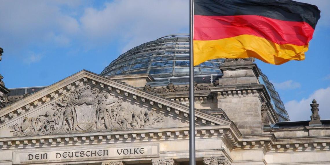 Германия потребовала от Украины имплементировать формулу Штайнмайера в законодательство