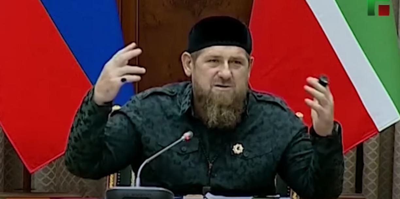 """Кадыров обвинил Помпео в убийстве Флойда и ввел против него """"все санкции"""""""